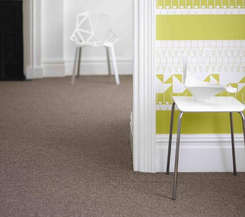 carpet and wallpaper
