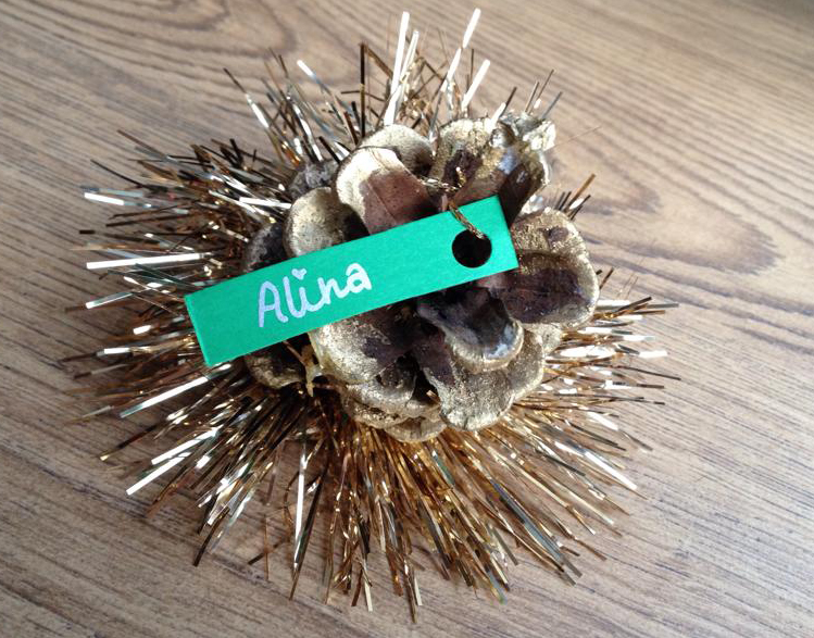 pinecone alina