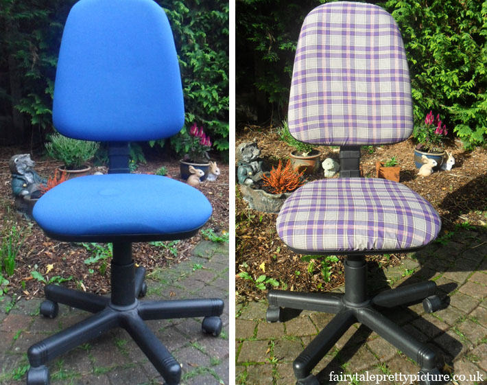 chair makeover fpp
