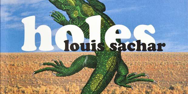 Holes book by louis sachar