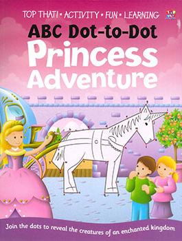 dot to dot activity children's book