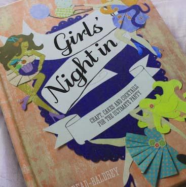 crafts book girls night in