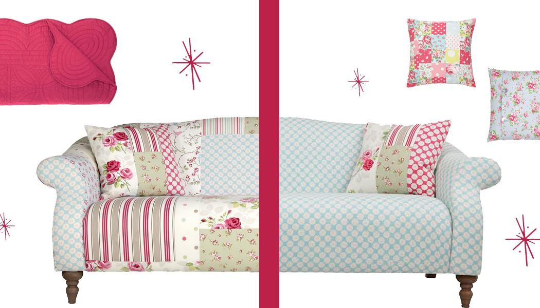 Cath Kidston Inspired Living Room