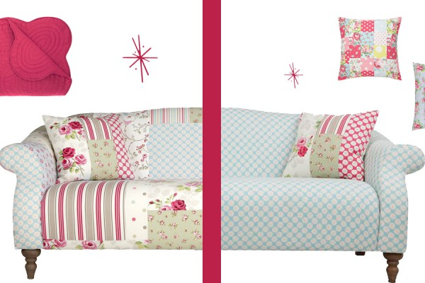 how to style my sofa cath kidston pastels home lounge ideas