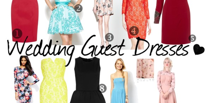 Guest Post: What to Wear to a Wedding - The Fairytale Pretty