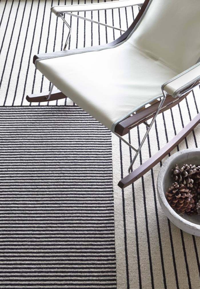 striped carpet design interiors diana civil