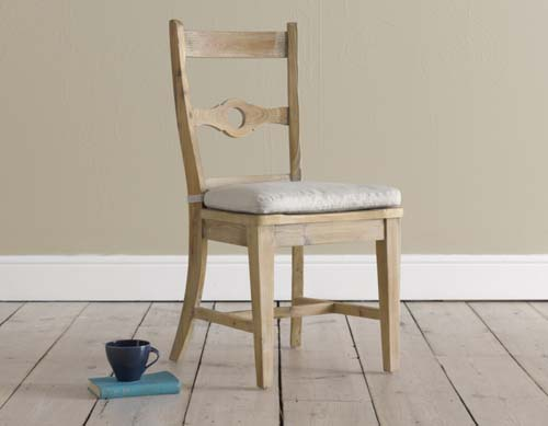 chair at loaf