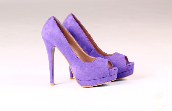 lilac shoes for wedding