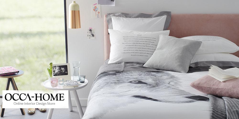 vintage bedroom at Occa Home