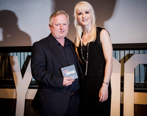 Walking class hero lifestyle blog winner uk awards