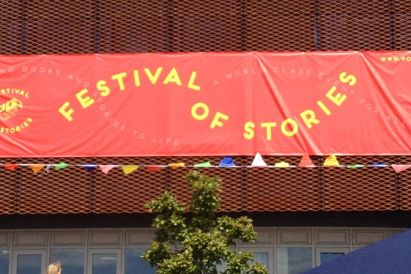the festival of stories pop up essex
