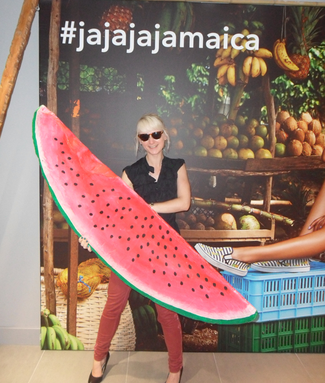 watermelon emogicon sunglasses, summer, holiday at jajajajamaica