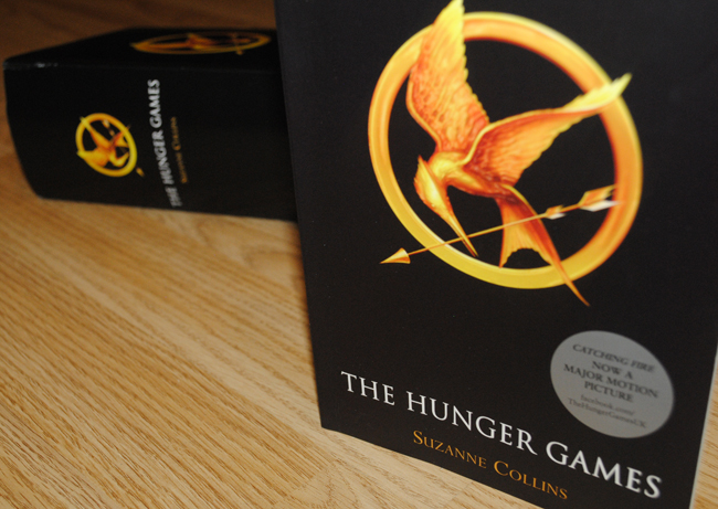 The Hunger Games Suzanne Collins book 1