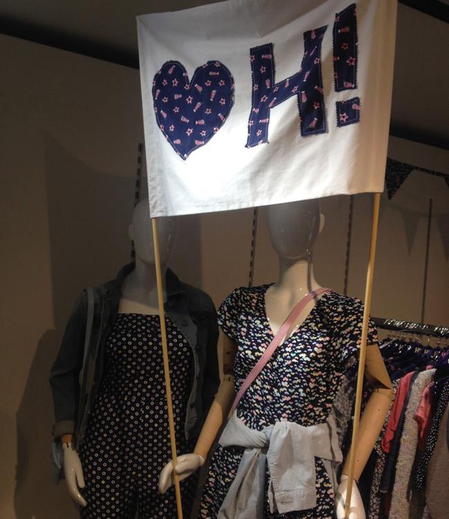 Henry Holland at Debs #HenryFest clothes