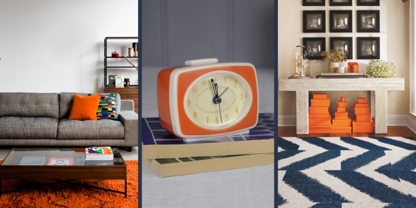 orange home interiors
