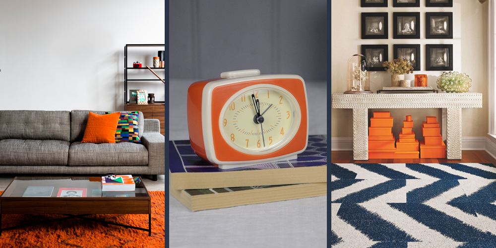 orange home interiors