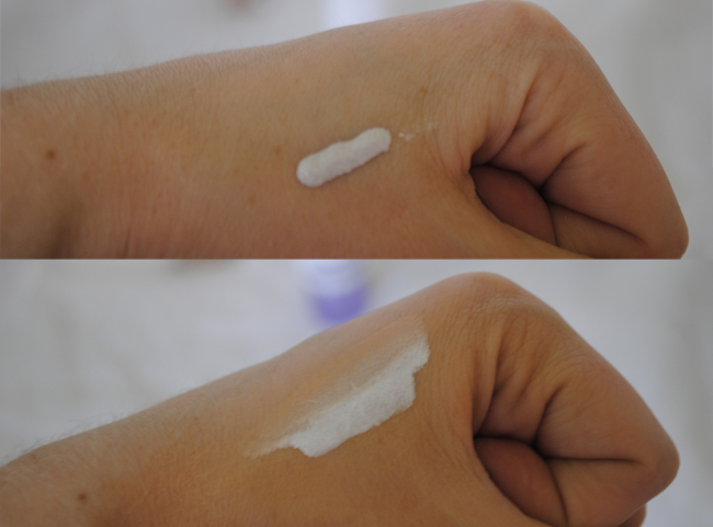 BB cream with SPF sun protection moisturiser and foundation