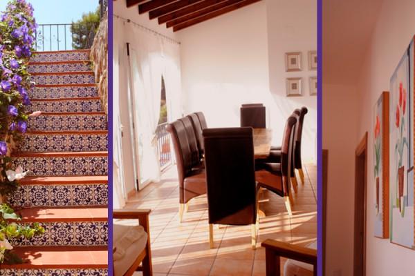Spanish big villa 5 bedrooms travel world blogger