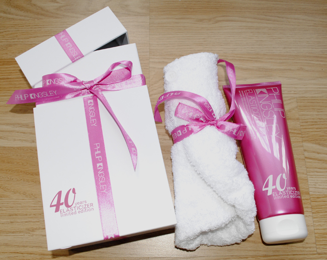 elasticizer hair turban box set philip kingsley