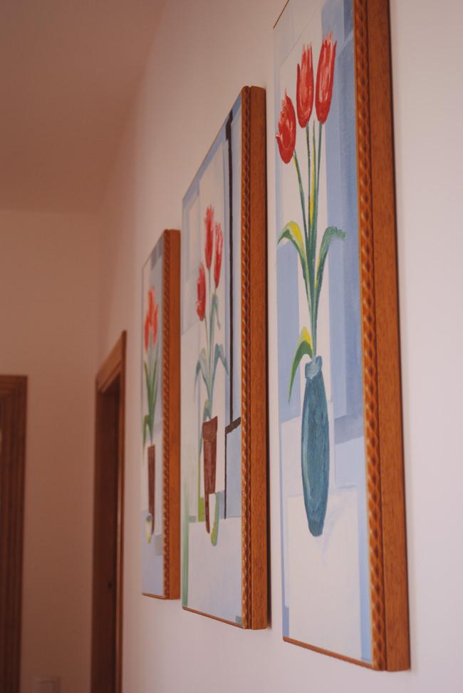 home decor spanish spain frames art decoration