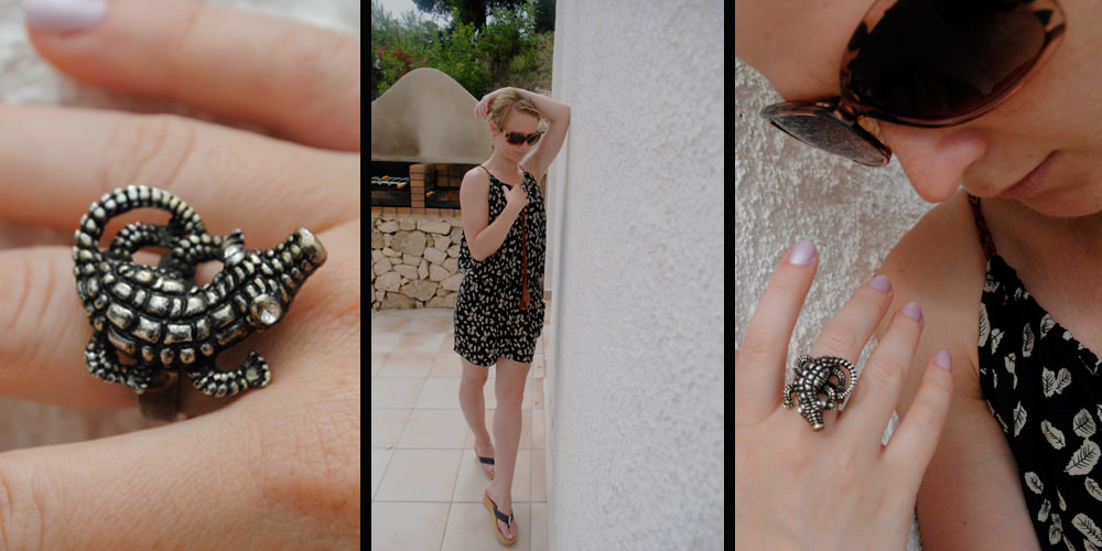 jumpsuit calpe spain outfit of the day blog fashion style brown