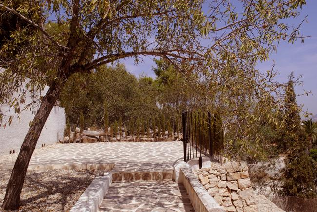 villa open area exterior design ideas