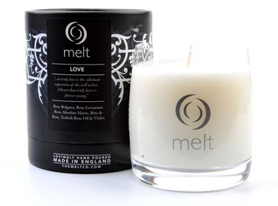 luxury scented candle love interior style blog