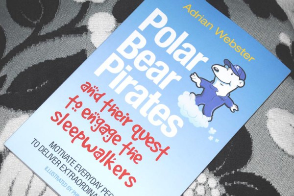 polar bear pirates motivationing team management andrian webster book review