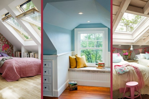 attic ideas interior blog design windows high tech
