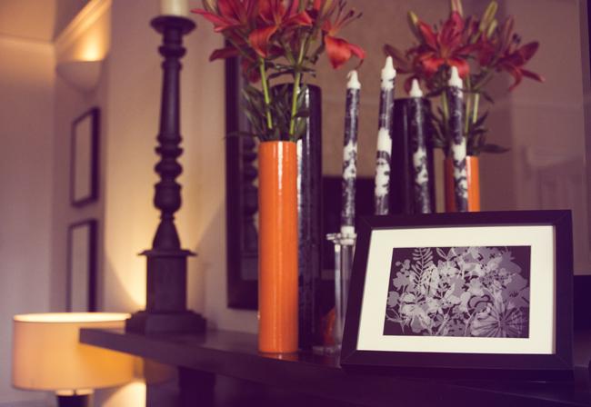 picture frame interior decor WE home