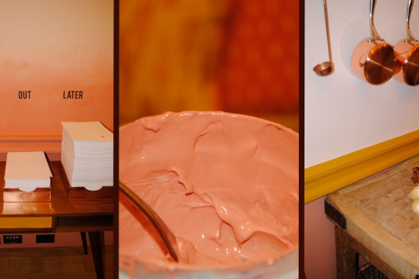 DULUX colour of the year 2015 copper blush blog