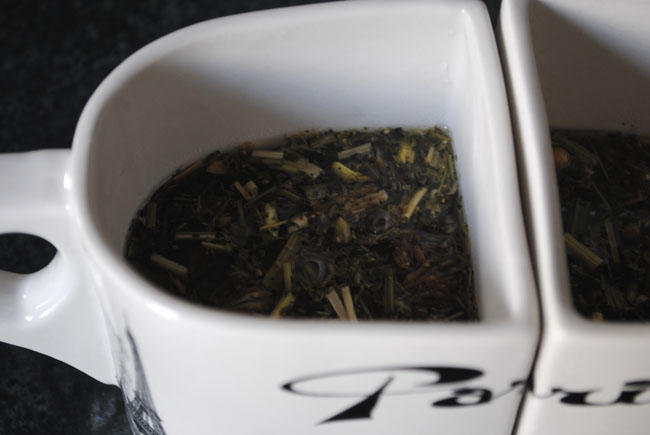 brewing tea pure beauty by teatox tea brand