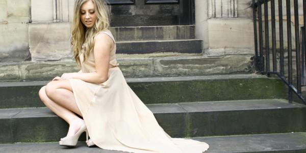 cute flowy dress fashion blog style london