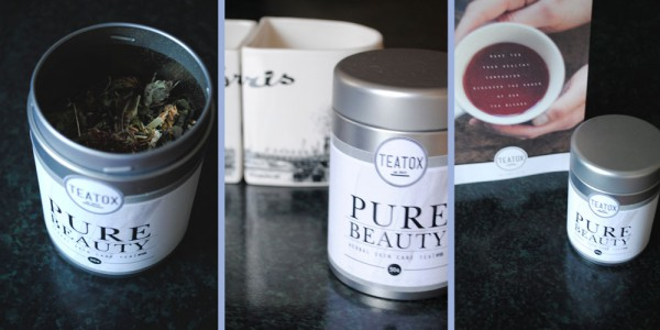 pure beaty tea by teatox review food lifestyle blog