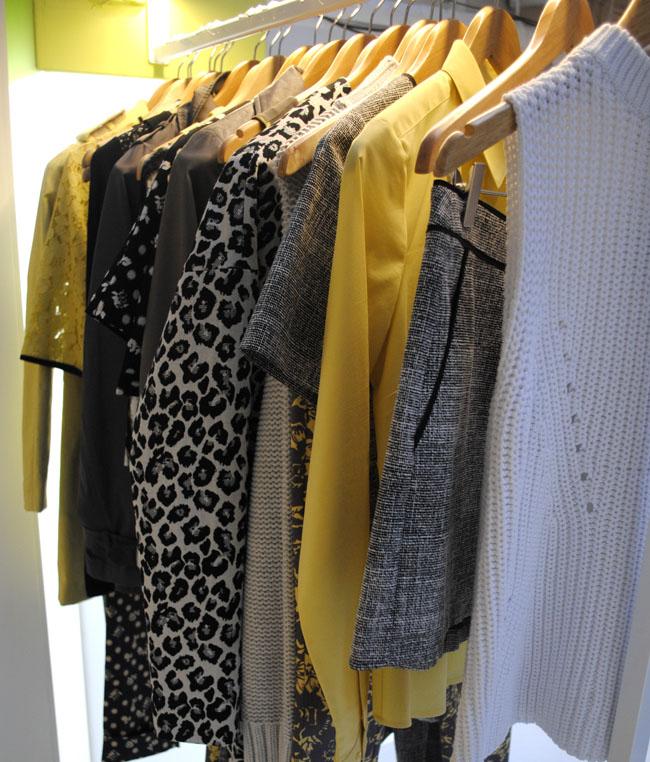 yellow black white grey fashion blog style at next