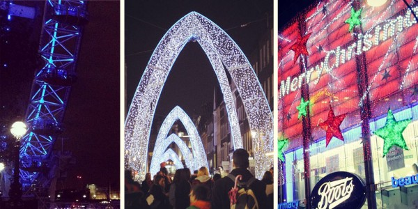 5 top things to do in London at Christmas time festive central city