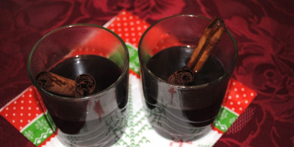 homemade mulled wine recipe food blog