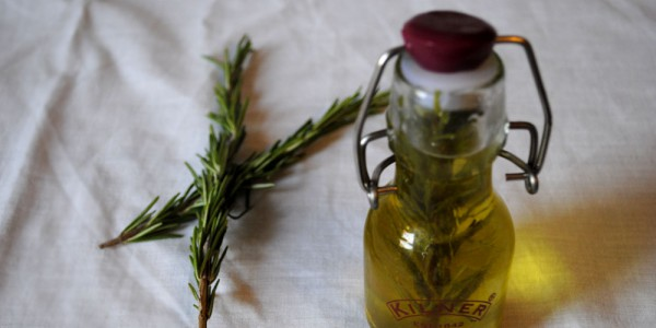 rosemary olive oil home made recipe
