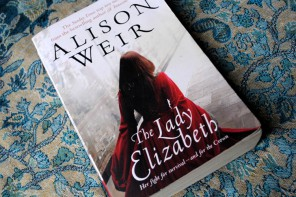 The Lady Elizabeth written by Alison Weir