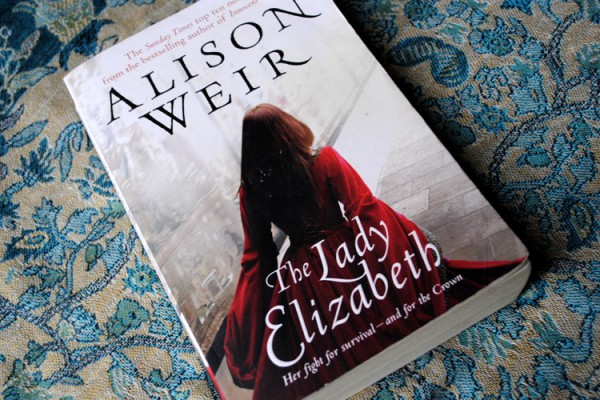 alison weir the lady elizabeth novel book review blog