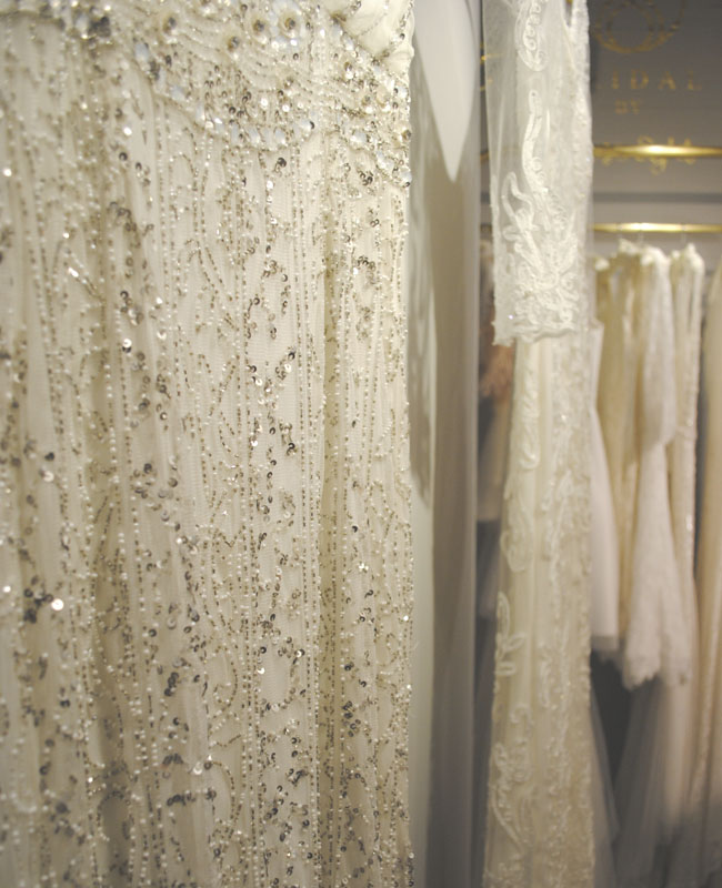 embellishments handcrafted wedding dress beautiful bridal event