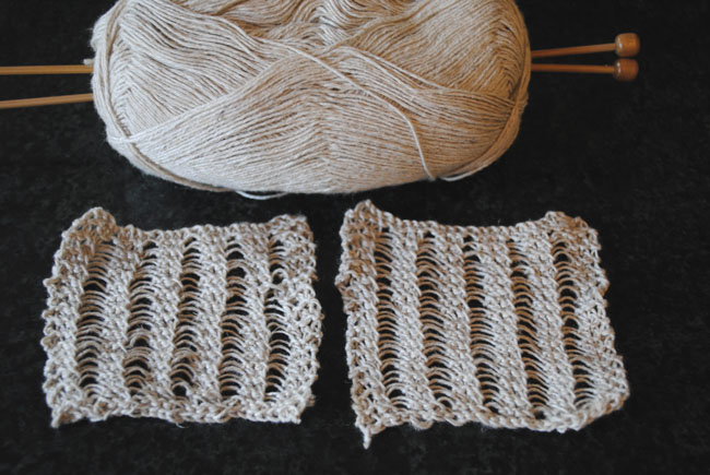 knitted coasters easy pattern for free