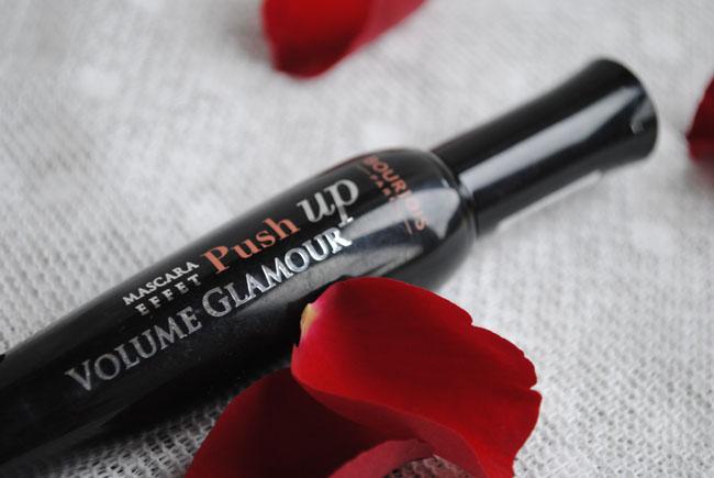 Push up mascara by Bourjois paris beauty brand