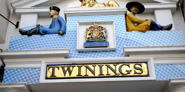 Twinings Museum at the strand london blogger loves tea