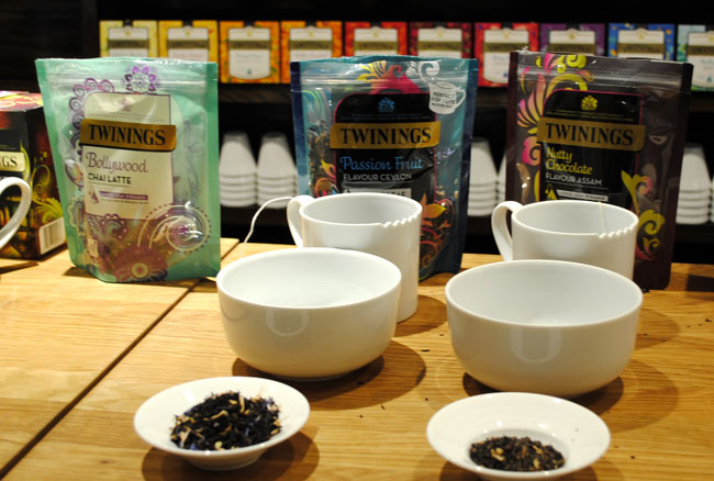 Twinings new season collection of teas and blends