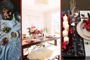 3 Valentine's Day Ideas to Set the Scene