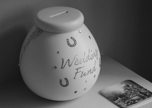 wedding fund engaged lifestyle blog