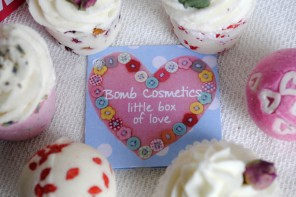 Cute Bath Bombs from BOMB Cosmetics