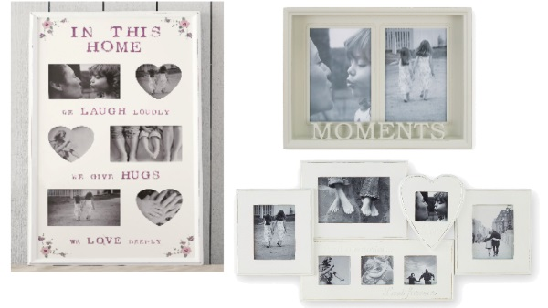Mother's day ideas from next photo frames personalised gifts