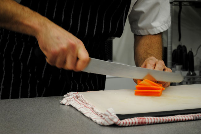 cutting carrots how to cut vegetables like a professional